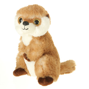 "9"" Plush Standing Marmot By Giftable World®"