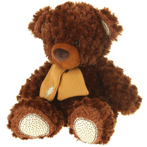 "10"" Plush Brown Bear By Giftable World®"