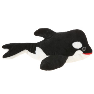 """15"""" Orca Whale by Giftable World"""