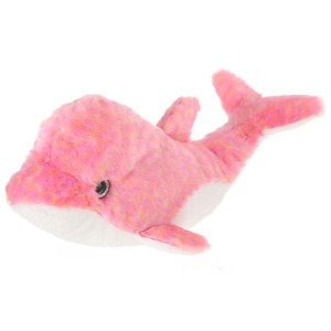 14'' Plush Tie Dye Pink Dolphin By Giftable World®