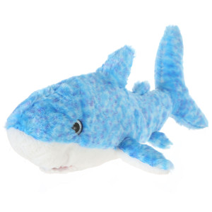 14'' Plush Tie Dye Blue Shark By Giftable World®