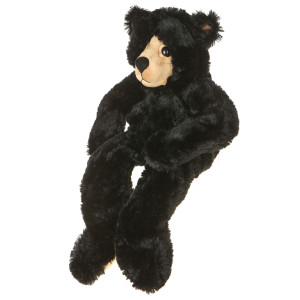 "19"" Plush Black Bear By Giftable World®"