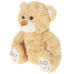 "10"" Plush Beige Bear By Giftable World®"