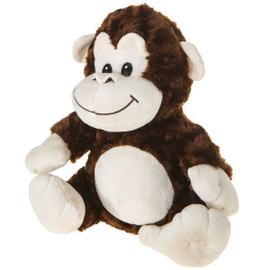 "10"" Plush Monkey By Giftable World®"