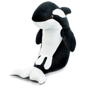 "10"" Plush Orca By Giftable World®"