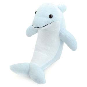 "10"" Plush Dolphin By Giftable World®"