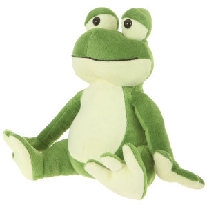 "10"" Plush Frog By Giftable World®"