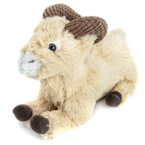 "10.5"" Plush Ram Sitting By Giftable World®"