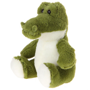 "7.5"" Plush Alligator By Giftable World®"
