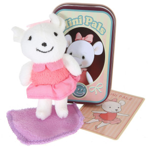 Mini Pals Mouse Tin By Giftable World®