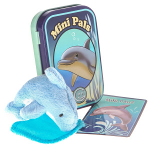 Mini Pals Dolphin Tin By Giftable World®