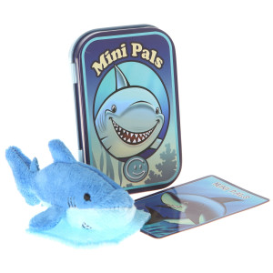 Mini Pals Shark Tin By Giftable World®