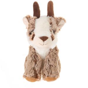 """9"""" Plush Big Eyes Squatting Antelope By Giftable World®"""