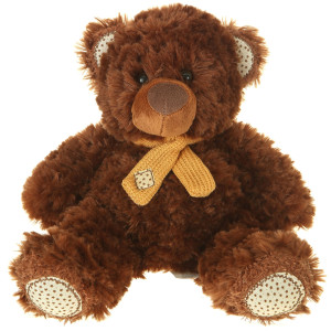 "13"" Plush Brown Bear By Giftable World®"