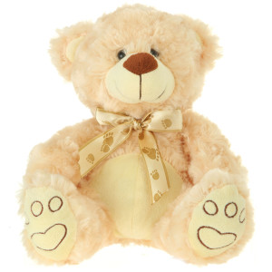 "13"" Plush Light Brown Bear By Giftable World®"