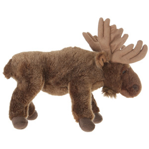 """10"""" Standing Moose by Giftable World"""