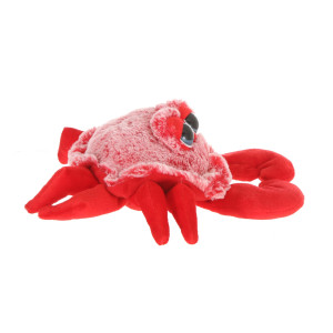9'' Plush Red Crab By Giftable World®