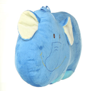 "19"" ELEPHANT PILLOW by Giftable World"