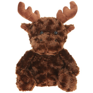 "10"" Plush Moose By Giftable World®"