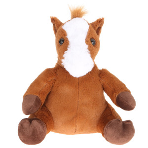"10"" Plush Horse By Giftable World®"