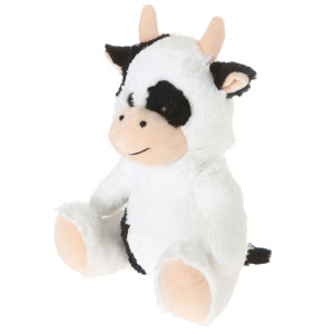 "7"" Plush Cow By Giftable World®"