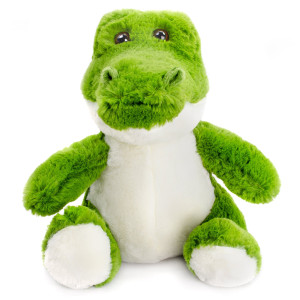 "10"" Plush Crocodile By Giftable World®"