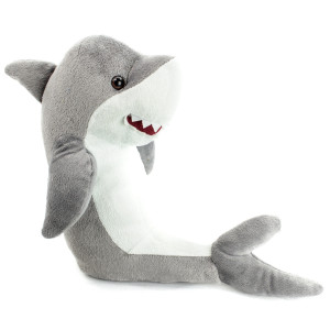 "10"" Plush Shark By Giftable World®"