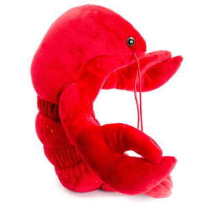 "10"" Plush Lobster By Giftable World®"