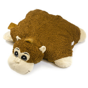 "23"" Monkey Pillow by Giftable World"