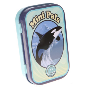 Mini Pals Orca Whale Tin By Giftable World®