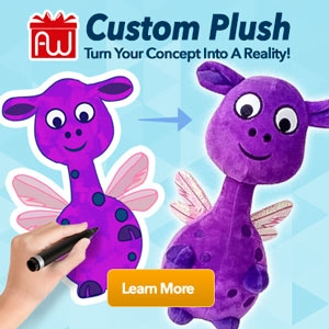 Custom Plush Service